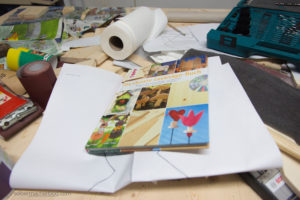 Das clevere Laubsägebuch mit interessanten Bastelideen